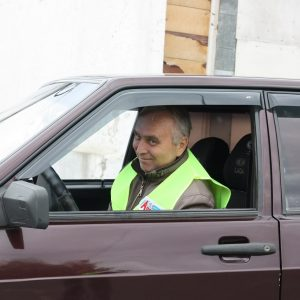 Автоинструктор Захарьев Олег